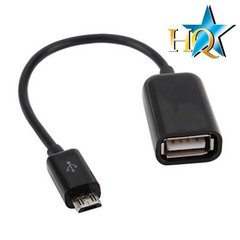 OTG USB adapter HQ 15cm