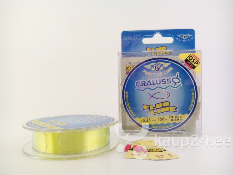Tamiil Cralusso Fluo yellow Prestige 0 20 150 m