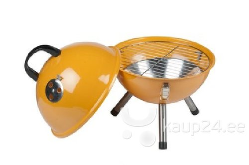 Ümmargune grill BBQ Collection oranž 30 cm