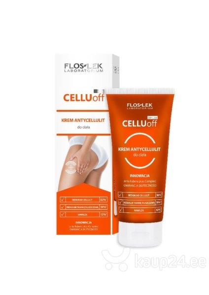 Kehakreem tselluliidile Floslek Slim Line Cellu Off 200 ml