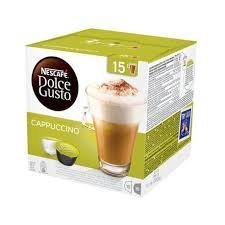 NESCAFE Dolce Gusto Cappuccino 30 kohvikapslit, 349,5g hind ja info | NESCAFE Dolce Gusto Cappuccino 30 kohvikapslit, 349,5g | kaup24.ee
