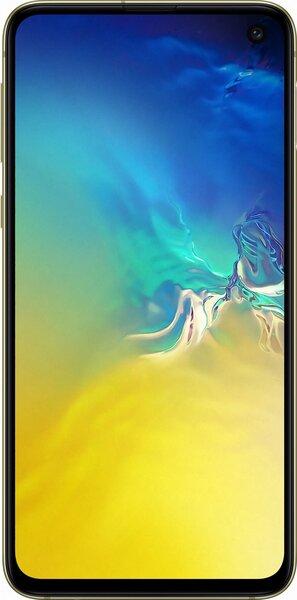 Samsung Galaxy S10e, 128 GB, Желтый дешевле