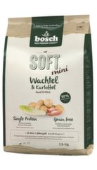 Bosch Pet Food Plus SOFT MINI Перепелиные & Potato 2,5 кг