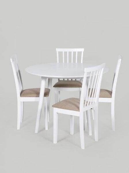 Столовый комплект Andria/Milano, белый