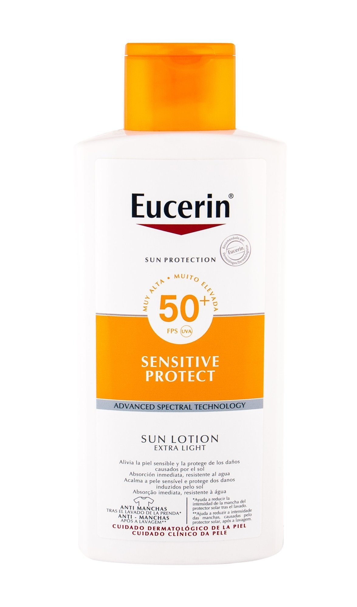 4951860aced PÄIKESEKAITSEPIIM EUCERIN SUN EXTRA LOTION LIGHT SENSITIVE PROTECT SPF50  400 ML HIND | kaup24.ee