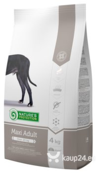 Nature's Protection Maxi Adult, 4 кг