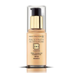 Основа макияжа Max Factor Face Finity 3in1 SPF20 30 мл