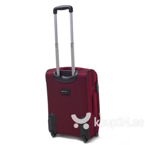 Маленький чемодан на 2 колесиках Wings Buzzard, красный цена