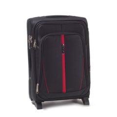 Маленький чемодан на 2 колесиках Wings Buzzard, черный