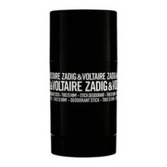 Parfümeeritud pulkdeodorant Zadig & Voltaire This is Him meestele 75 ml