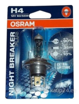 Osram autopirn H4 12V 60/55W Night Breaker Unlimited