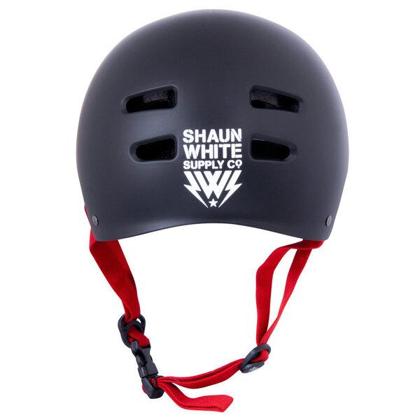 Kaitsmete komplekt Insportline Shaun White P2, must