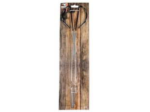 Grilli tangid Stainless & wood, 37,5 cm