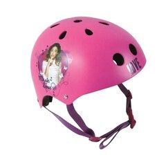 Детский шлем Insportline Violeta, розовый