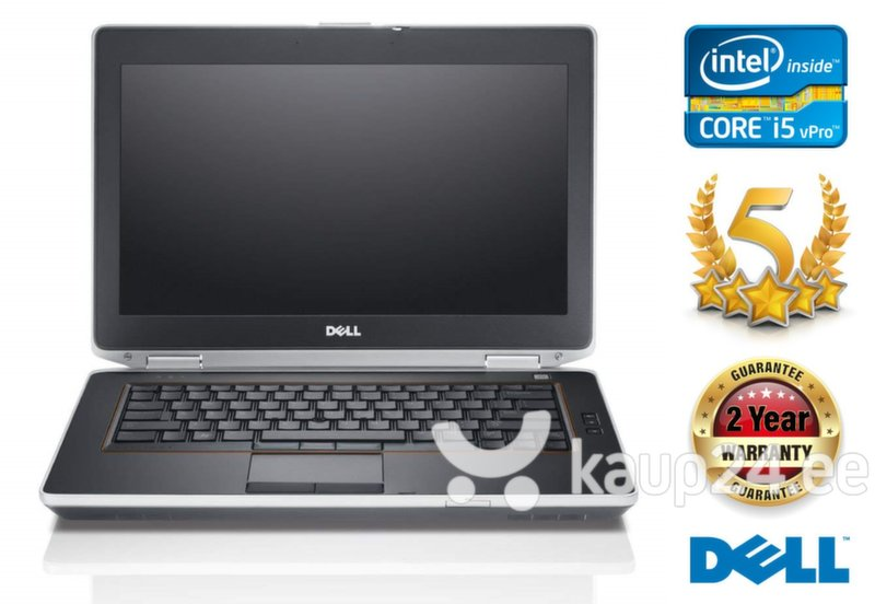 Dell Latitude E6420 i5-2520M 8GB 240SSD WIN7Pro
