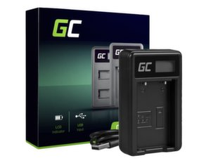 Green Cell Battery Charger MH-61 for Nikon EN-EL5, Coolpix P100, P500, P530, P520, P510, P5100, P5000, P6000, P90, P80 hind ja info | Laadijad fotoaparaatidele | kaup24.ee
