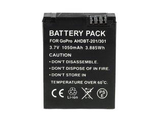 Green Cell® for GoPro HD Hero 3 AHDBT-201 AHDBT-301