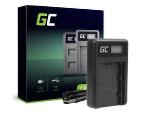 Green Cell Charger BC-QZ1 for Sony NP-FZ100, Alpha A7 III A7R III A9 A9R A9S ILCE-7M3 7RM3