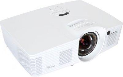 Projector Optoma GT1080e DLP, Short Throw; 1080p, 3000; 25000:1 FULL 3D