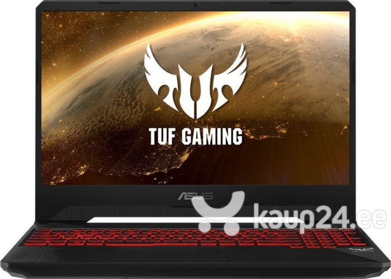Asus TUF Gaming FX505DY-AL016 16 GB RAM/ 256 GB M.2 PCIe/ 1TB HDD/ Windows 10 Home