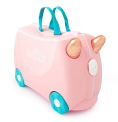 Laste kohver Trunki Flossi The Flamingo