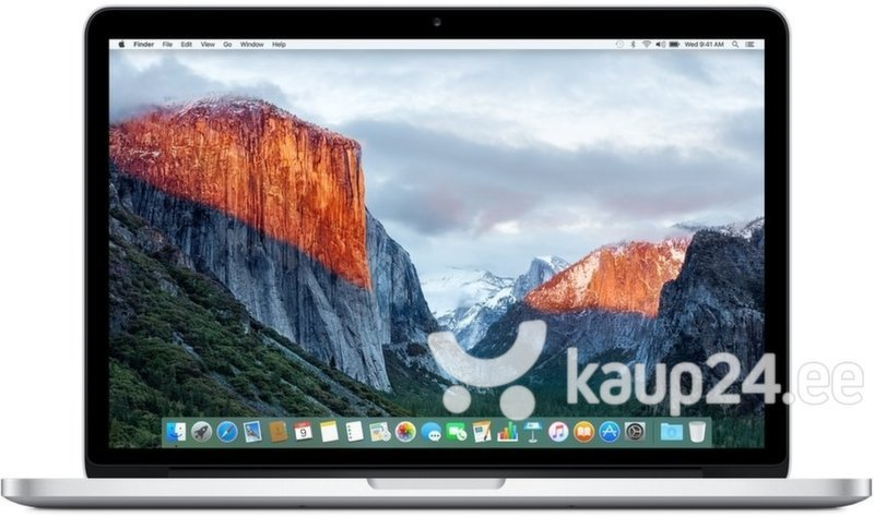Apple MacBook Pro 13 Retina (MF840RS/A) EN/RU цена и информация | Sülearvutid | kaup24.ee