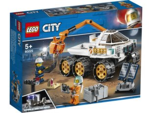60225 LEGO® City Space Port Marsi testimine hind ja info | 60225 LEGO® City Space Port Marsi testimine | kaup24.ee
