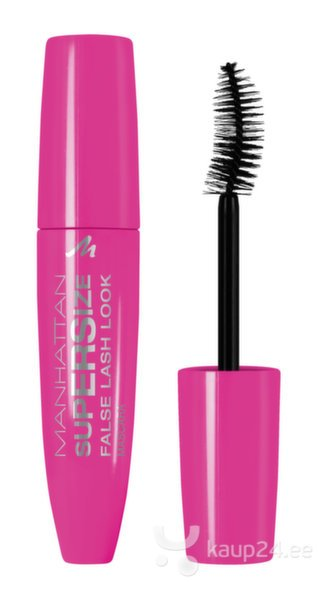Ripsmetušš Manhattan Supersize False Lash Look цена и информация | Silmadele | kaup24.ee