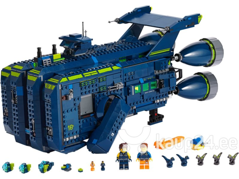 70839 LEGO ® Movie 2 Rexelor! Internetist