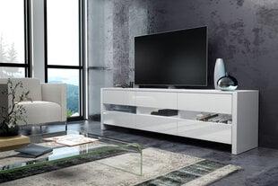 TV laud Fox, valge hind ja info | TV alused | kaup24.ee