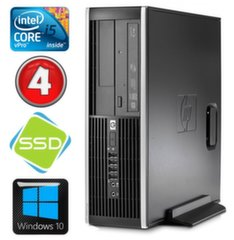 HP 8100 Elite SFF i5-650 4GB 120SSD DVD WIN10