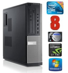 DELL 7010 DT i5-3470 8GB 500GB GT730 2GB DVD WIN7Pro