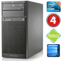HP ProLiant ML110 G6 i3-550 4GB 120SSD DVD WIN10