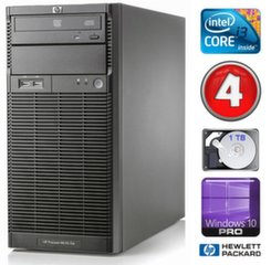 HP ProLiant ML110 G6 i3-550 4GB 1TB DVD WIN10Pro