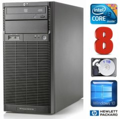 Lauaarvuti HP ProLiant ML110 G6 i3-550 8GB 1TB DVD WIN10
