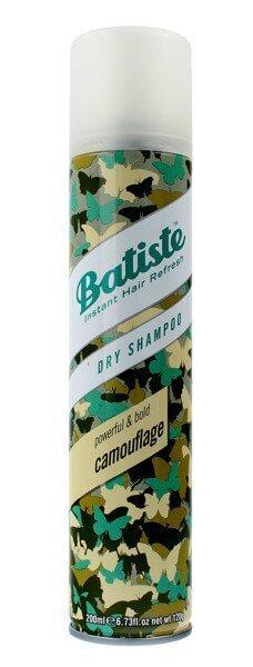 Kuivšampoon Batiste Camouflage 200 ml