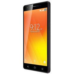 Nuu Mobile M3, 32 GB, Dual SIM, Must