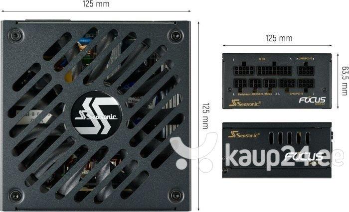 SeaSonic SGX-650
