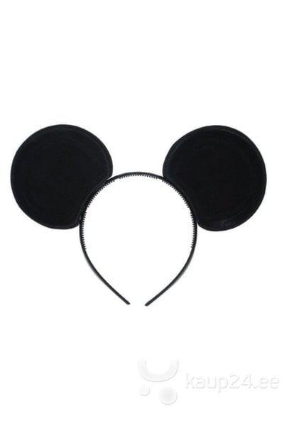 Mickey Mouse kõrvad цена и информация | Karnevali  kostüümid | kaup24.ee