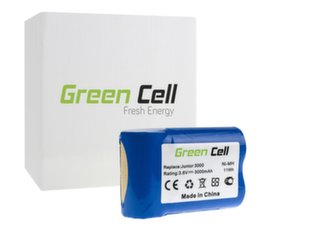 Green Cell Battery for AEG Junior 3000 hind ja info | Tolmuimejate akud | kaup24.ee