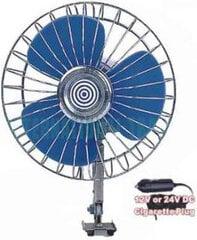 Ventilaator, 24V, 22cm hind ja info | Turvasüsteemid ja 12V seadmed | kaup24.ee