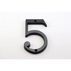 """Ukse/Maja/Postkasti number """"5"""""""