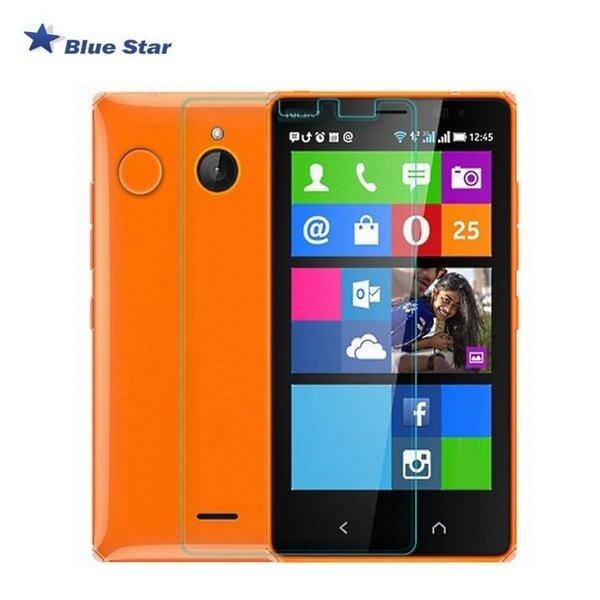 BS Tempered Glass 9H Extra Shock Защитная пленка-стекло Microsoft 535 Lumia (EU Blister) цена и информация | Ekraani kaitsekiled | kaup24.ee
