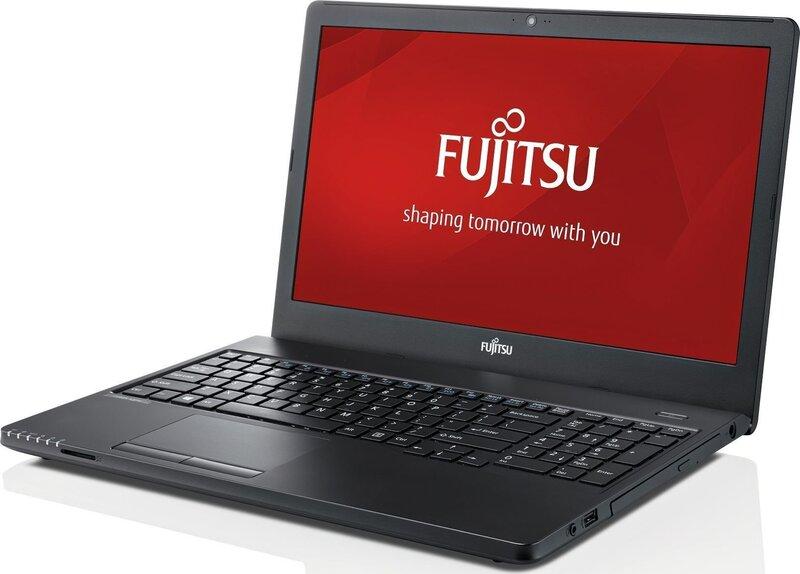 Fujitsu LifeBook A357 (S26391K425V300) 24 GB RAM/ 500GB + 2TB HDD/ Windows 10 Pro