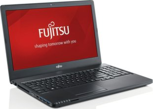 Fujitsu LifeBook A357 (S26391K425V300) 12 GB RAM/ 256 GB + 512 GB SSD/ Windows 10 Pro