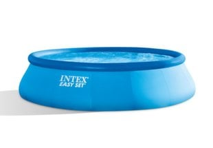 Bassein Intex Easy Set koos 12 V filtriga, 457x107 cm