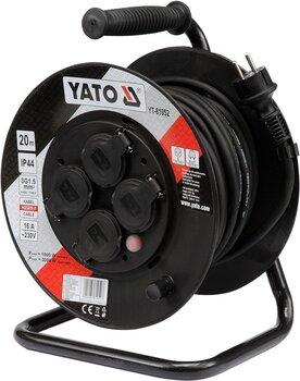Pikendusjuhe alusega Yato H05RR-F, 20 m
