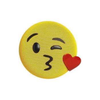 Emoji Bluetooth динамик Kiss