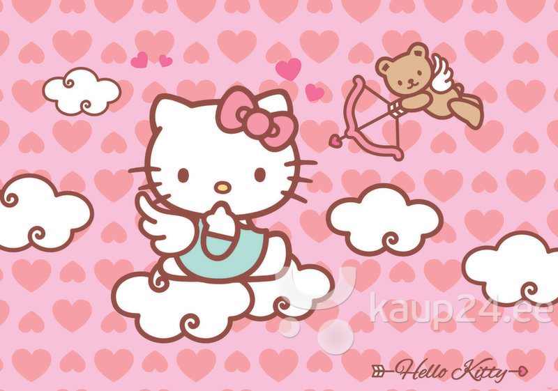 Fototapeet Hello Kitty 4 цена и информация | Fototapeedid | kaup24.ee
