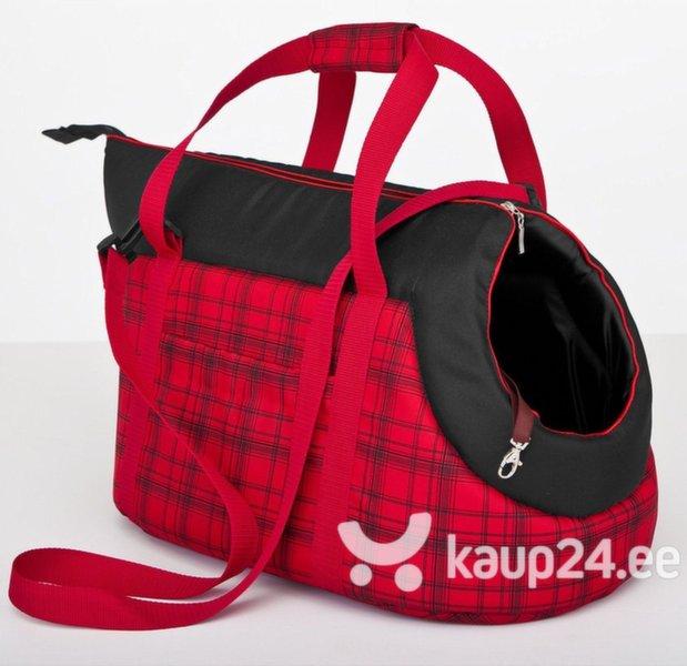 Looma transpordikott Hobbydog R1, punane